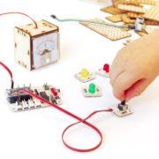 potentiometer sensor module knob arduino lofi brain