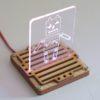 LOFI_Robot_Hologram_Lamp